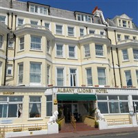 Eastbourne Albany Hotel New Year 2020 4 Days