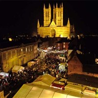 17 Lincoln Christmas Market