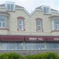 Falmouth Membly Hall Hotel 2017 8 Days