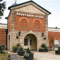 Haydock Mercure Hotel 2018 5 Days