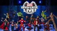 19 Marvel Universe Live