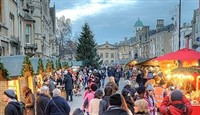 20 Oxford Xmas Market