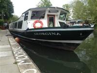 20 Cambridge River Cruise