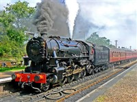 19 Sheringham Steam Railway